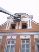 28.6.2004 - Ochrana budov proti holubům a jiřičkám