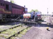 18.5.2005 - Postřik tratí