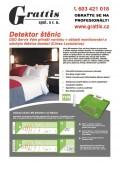 Detektor štěnic